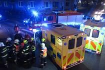 Vážná nehoda zablokovala jednu z hlavních komunikací v centru krajského města