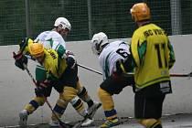 hokejbal, národní liga mužů, Malenovice - Vsetín