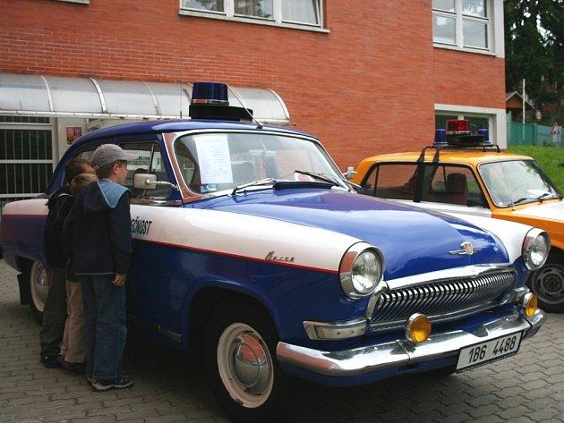 Den otevřených dveří zlínské policie.