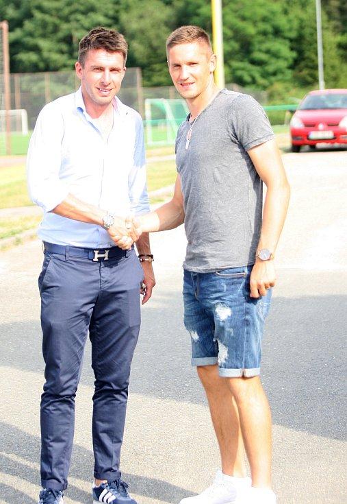 Fotbalista Lukáš Železník ukončil kariéru