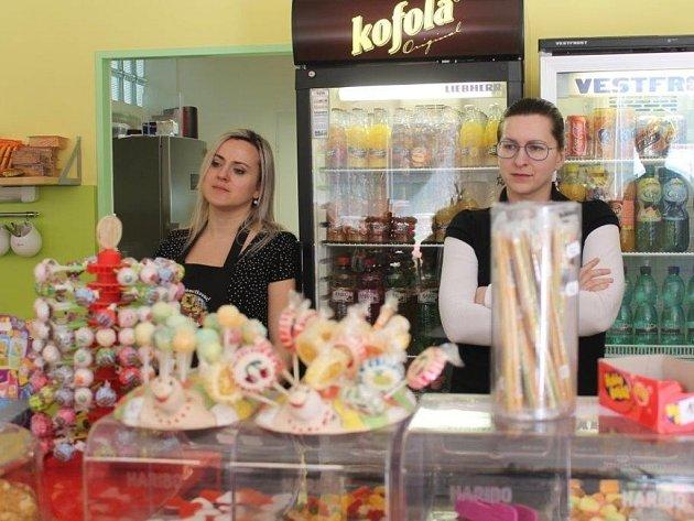 Kavárna Slunečnice ve Zlíně.