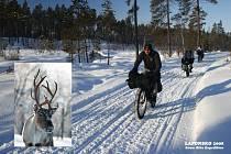 Přednáška: Laponsko - Na kole za polární září
