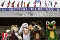 Ve Zlíně začal 50. ročník filmového festivalu věnovaného kinemtografii pro děti a mládež