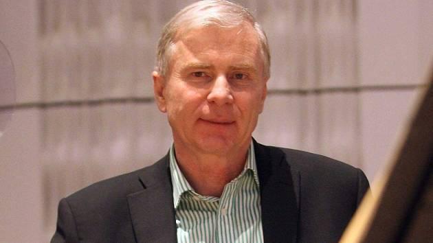 Ředitel Filharmonie Bohuslava Martinů ve Zlíně Josef Němý
