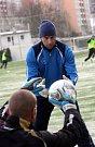 Příprava fotbalistů FC FASTAV Zlín
