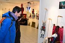 Výstava krásných loutek v Luhačovicích
