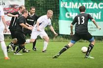 Fotbal OP Zlín: Březnice - Návojná