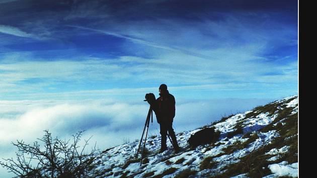Z nadhledu. Členové fotoskupiny dosáhli se svými snímky řady ocenění doma i v zahraničí.