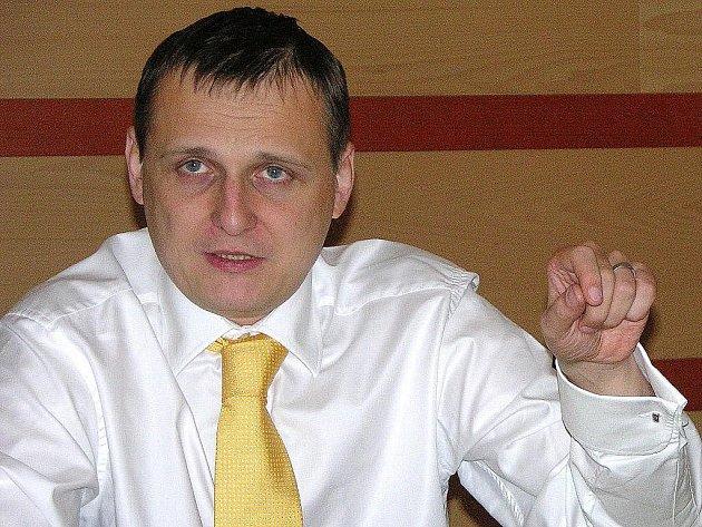 Ministr dopravy Vít Bárta. Ilustrační foto.