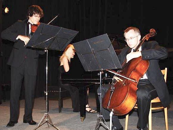 Moravské Trio z Brna