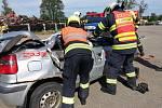 Nejlepší hasiči ve vyprošťování jsou ze stanice Zlín