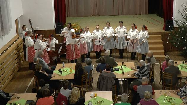Adventní koncert ve žlutavské sokolovně