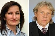 ODCHOD RADNÍCH - Eva Štauderová a Pavel Jungman
