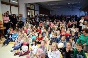7. Den pro Zuzanku v MŠ ve Zlíně.