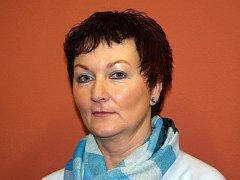 Psycholožka Soňa Pančochová působí u krajských hasičů již osm let.