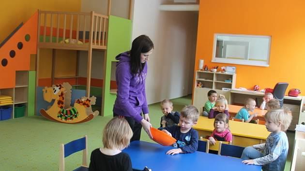 Březnická školka. Ilustrační foto