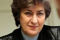 Senátorka Alena Gajdůšková