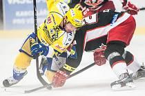 Extraliga hokej Mountfield Hradec vs. Králové Zlín