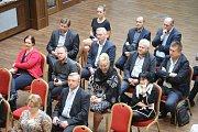 Akce s názvem Setkání s hejtmanem, kterou pořádá Deník ve Zlínském kraji.