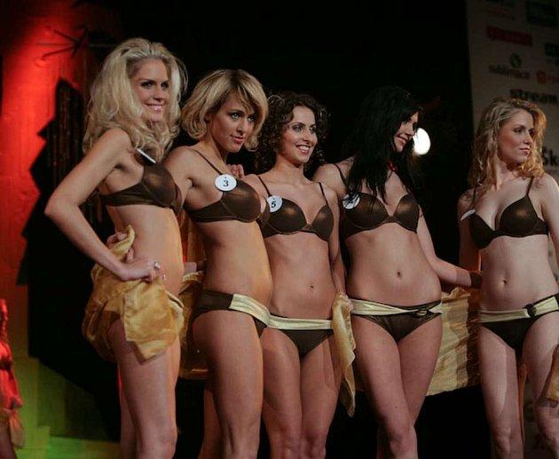Z finále Miss Academia 2008