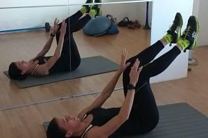 Online cvičení s Helenou Kotopulu