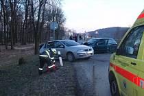 Nehoda u Bělova