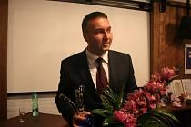 Podnikatel roku 2010 Zlínského kraje Pavel Dvořáček. Ilustrační foto