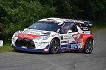 Rallysprint Kopná - slušovický Shakedown vyhrál Kostka