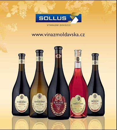 Moldávie se pyšní dobrými víny inejvětším sklepem