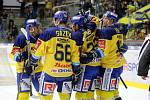 hokej  PSG Berani Zlín - HC Litvínov