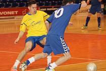 Vysokoškoláci udolali ve futsalu kolegy z Bratislavy