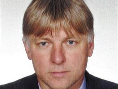 Starosta lázeňských Luhačovic, František Hubáček.