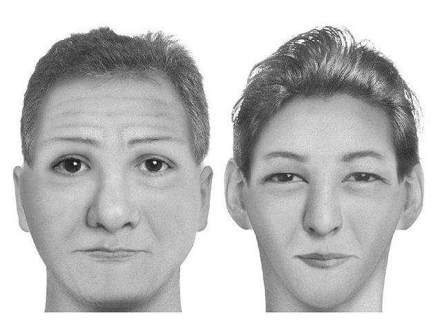 Policie zveřejnila podobizny mužů, kteří posílali podvodné zásilky