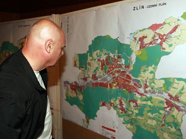 Územní plán pro Zlín