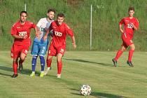 Fotbalisté Slavičína si zahrají v prvním kole celostátního poháru.