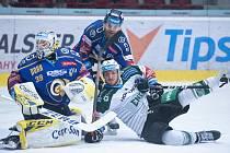 27. kolo hokejové Tipsport extraligy, HC Energie Karlovy Vary - PSG Berani Zlín