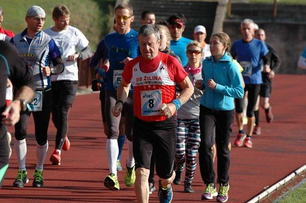 Chřibský maraton. Ilustrační foto