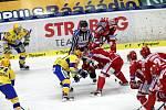 PSG Zlín - HC Oceláři Třinec.