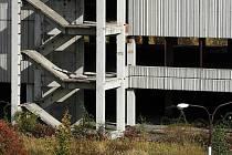 Nedostavěný obchodní dům na Jižních Svazích