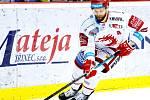 Třinecký hokejista Martin Růžička.