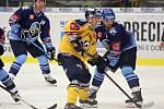 Hokejový zápas Zlína s Kladnem