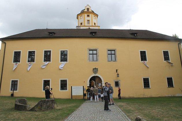 Malenovický hrad po rekonstrukci