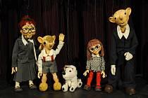 Kromě kulatého výročí Spejbla si divadlo letos připomíná také 90 let od vzniku loutky Máničky a psa Žeryka.