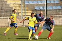 fotbal MSFL Zlín B – Mikulovice