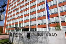Budova Krajského úřadu Zlínského kraje.
