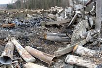 Pyrotechnici a hasiči dokončili záchranné a likvidační práce v prvním ze dvou epicenter výbuchů na konci roku 2014. Ilustrační foto.