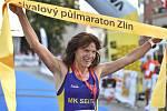 5. ročník Festivalového půlmaratonu MONET + Zlín 2020 - Petra Pastorková