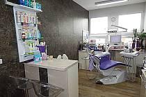 Ordinace dentální hygieny.