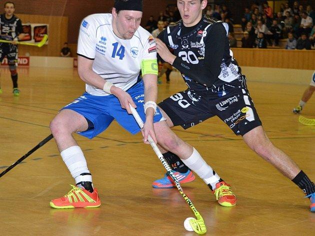 PANTHERS Otrokovice – FBC Liberec 8:2 (3:0, 2:2, 3:0)