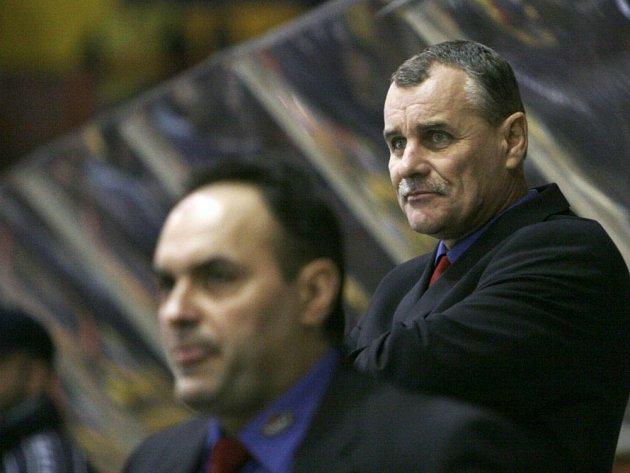 Jaroslav Stuchlík (vpravo)
